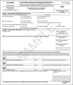 Form-5500(e) - Erisa Diagnostics, Inc